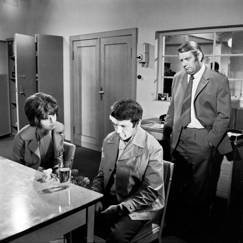 50 Jahre, Jubiläum, TV, Fernsehen, Polizeiruf 110, 1971, Krimi, Geburtstag, Das Erste, ARD