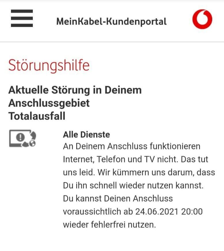 EM 2021, Deutschland, Ungarn, TV, Störung, Vodafone, Kabel Deutschland, letztes Gruppenspiel, ZDF, Übertragung, Bergedorf, Hamburg