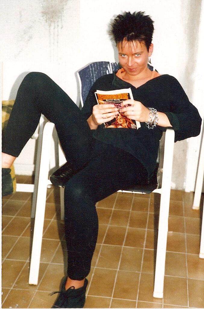 Hamburg, Punk, Calling, Underground, Avantgarde, 1977-1985, 80er Jahre, Alf Burchardt, Bernd Jonkmanns, Fotos, Konzertplakate, Reeperbahn, Kiez, Zeitdokument, Junius Verlag, Heidi vom Lande, Bloggerin, Blog